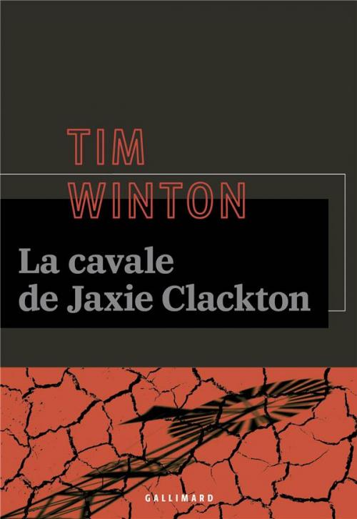 Couverture La cavale de Jaxie Clackton