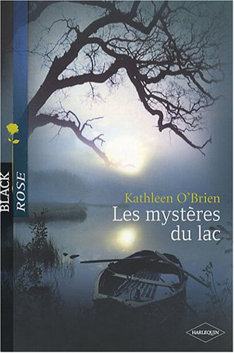 Couverture Les mystères du lac