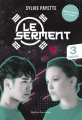 Couverture Le serment, tome 3 : Samsara Editions Québec Amérique (Jeunesse) 2021