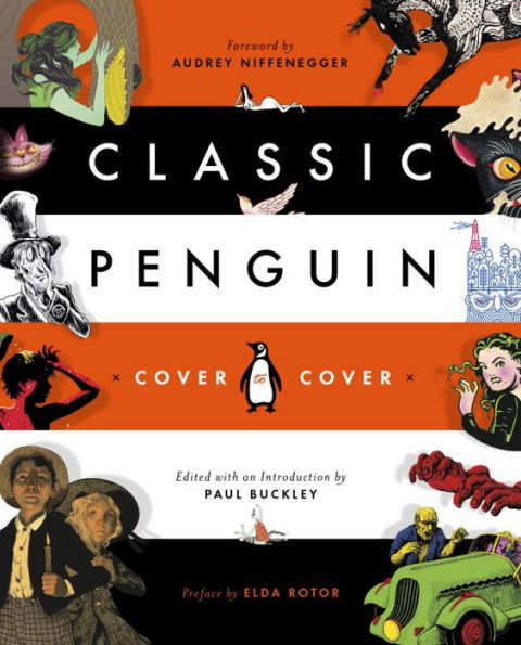 Couverture Penguin Classic : Cover to Cover
