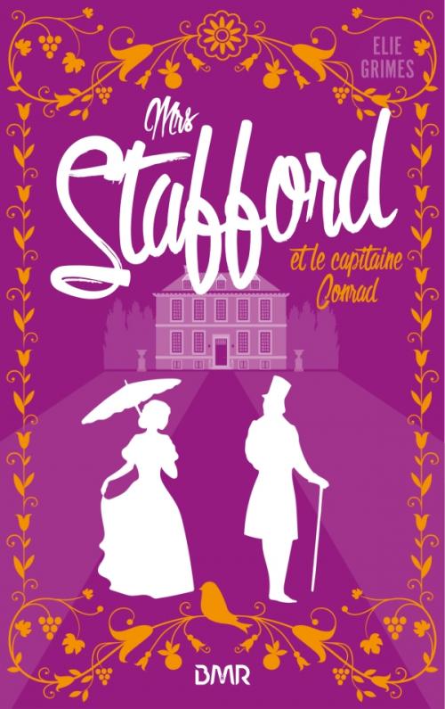 Couverture Mrs Stafford et le Capitaine Conrad