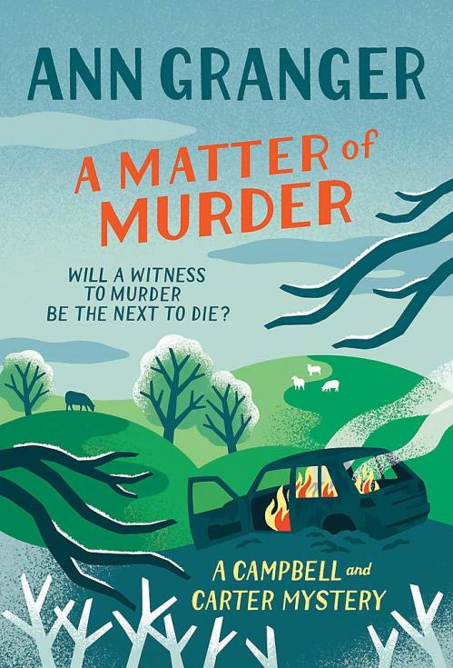 Couverture A Matter of Murder