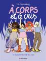 Couverture À corps et à cris Editions Albin Michel 2021