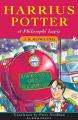 Couverture Harry Potter, tome 1 : Harry Potter à l'école des sorciers Editions Bloomsbury 2003
