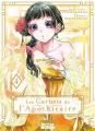 Couverture Les Carnets de l'Apothicaire, tome 4 Editions Ki-oon (Seinen) 2021