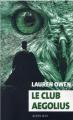 Couverture Le Club Aegolius Editions Actes Sud (Exofictions) 2021