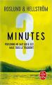 Couverture Trois minutes Editions Le Livre de Poche (Thriller) 2020
