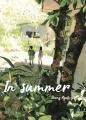 Couverture In summer Editions Le lézard noir 2021