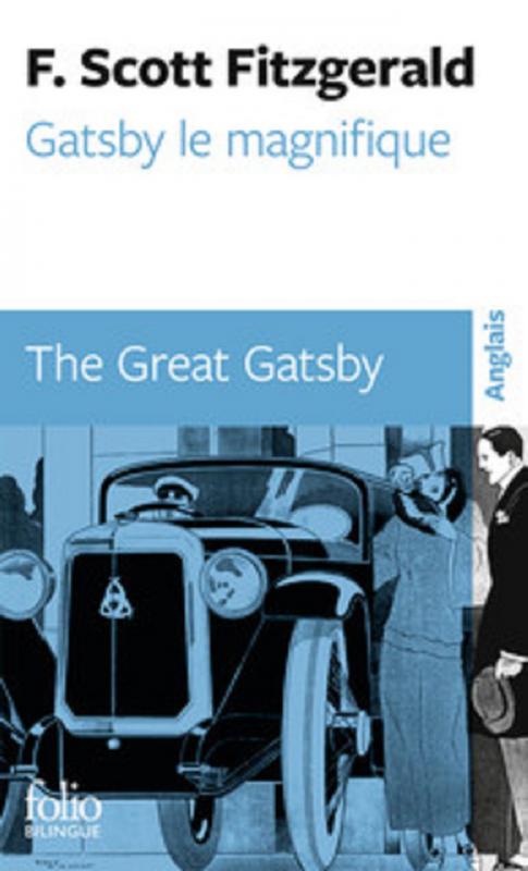 Couverture Gatsby le magnifique / Gatsby