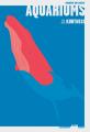 Couverture Aquariums Editions Les Moutons Electriques 2021