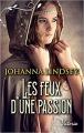 Couverture Esclave et châtelaine / Les feux d'une passion Editions Harlequin (Victoria) 2021