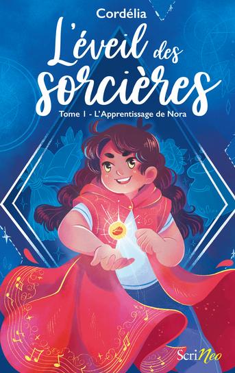 Couverture L'Éveil des sorcières, tome 1 : l'apprentissage de Nora