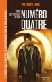Couverture Les Loriens, tome 1 : Numéro Quatre Editions Flammarion Québec 2011