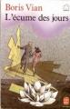 Couverture L'écume des jours Editions Le Livre de Poche (Jeunesse) 1963