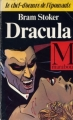 Couverture Dracula Editions Marabout 1991