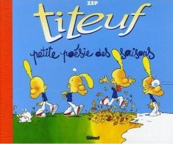 Couverture Titeuf : Petite poésie des saisons