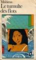 Couverture Le tumulte des flots Editions Folio  1983