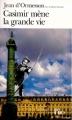 Couverture Casimir mène la grande vie Editions Folio  1999