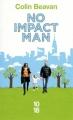 Couverture No Impact Man Editions 10/18 (Domaine étranger) 2011