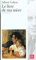 Couverture Le livre de ma mère Editions Folio  (Plus) 2004