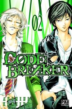 Couverture Code : Breaker, tome 02
