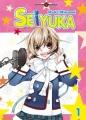 Couverture Seiyuka!, tome 01 Editions Tonkam 2011