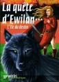 Couverture La Quête d'Ewilan, tome 3 : L'Ile du destin Editions France Loisirs (Graffiti - Fantastique) 2006