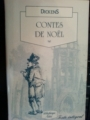 Couverture Contes de Noël Editions JC Lattès (Bibliothèque Lattès) 1987