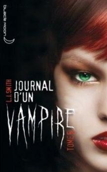Couverture Journal d'un vampire, tome 05 : L'ultime crépuscule
