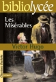 Couverture Les Misérables, extraits Editions Hachette (Biblio lycée) 2004