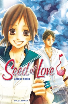 Couverture Seed of love, tome 2