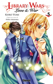 Couverture Library Wars : Love and War, tome 05