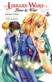 Couverture Library Wars : Love and War, tome 05 Editions Glénat 2011
