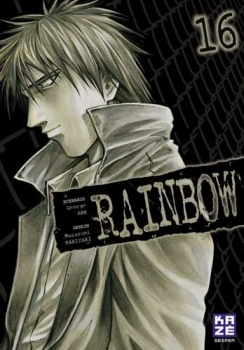 Couverture Rainbow, tome 16