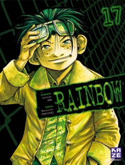 Couverture Rainbow, tome 17