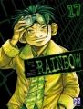 Couverture Rainbow, tome 17 Editions Kazé (Seinen) 2011