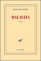 Couverture Malavita Editions Gallimard  (Blanche) 2004