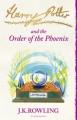 Couverture Harry Potter, tome 5 : Harry Potter et l'ordre du phénix Editions Bloomsbury 2010