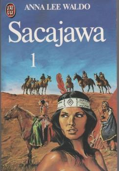 Couverture Sacajawa, tome 1