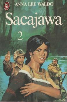 Couverture Sacajawa, tome 2