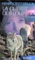 Couverture La Moïra, tome 2 : La Guerre des loups Editions France Loisirs (Fantasy) 2004