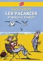 Couverture Les vacances d'Hercule Poirot Editions Le Livre de Poche (Jeunesse) 2005