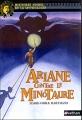 Couverture Ariane contre le Minotaure Editions Nathan (Histoires noires de la mythologie) 2007