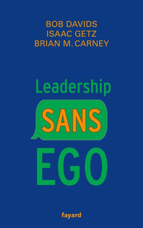 Couverture Leadership sans ego