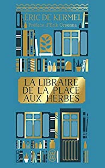 Couverture La libraire de la place aux herbes