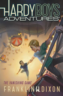 Couverture Hardy Boys Adventures, book 3: The Vanishing Game