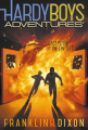 Couverture Hardy Boys Adventures, book 8: Deception on the Set Editions Aladdin 2015