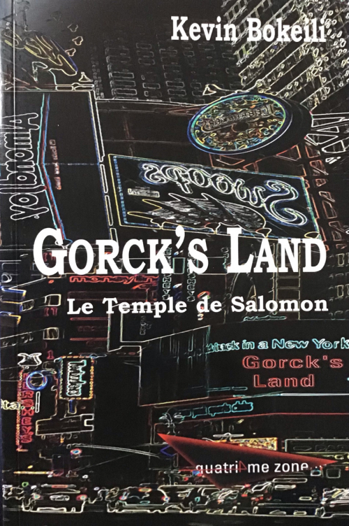 Couverture Gorck's Land