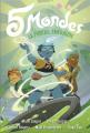 Couverture 5 mondes, tome 5 : Le portail émeraude Editions Gallimard  (Bande dessinée) 2021