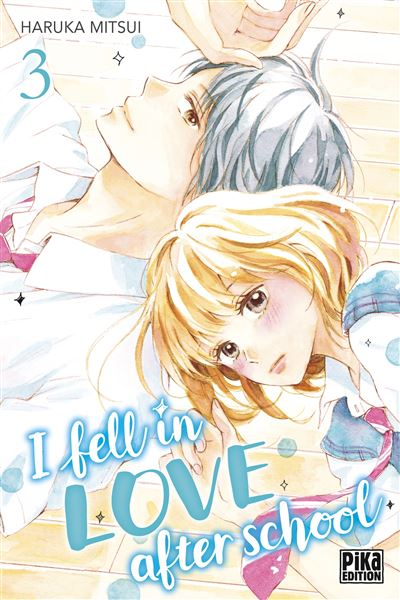 Couverture I fell in love after school, tome 3